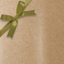 #h6033 Champange - Gift Wrap Colored - 30 X 833' - - Gift Wrapping Paper by Paper Mart