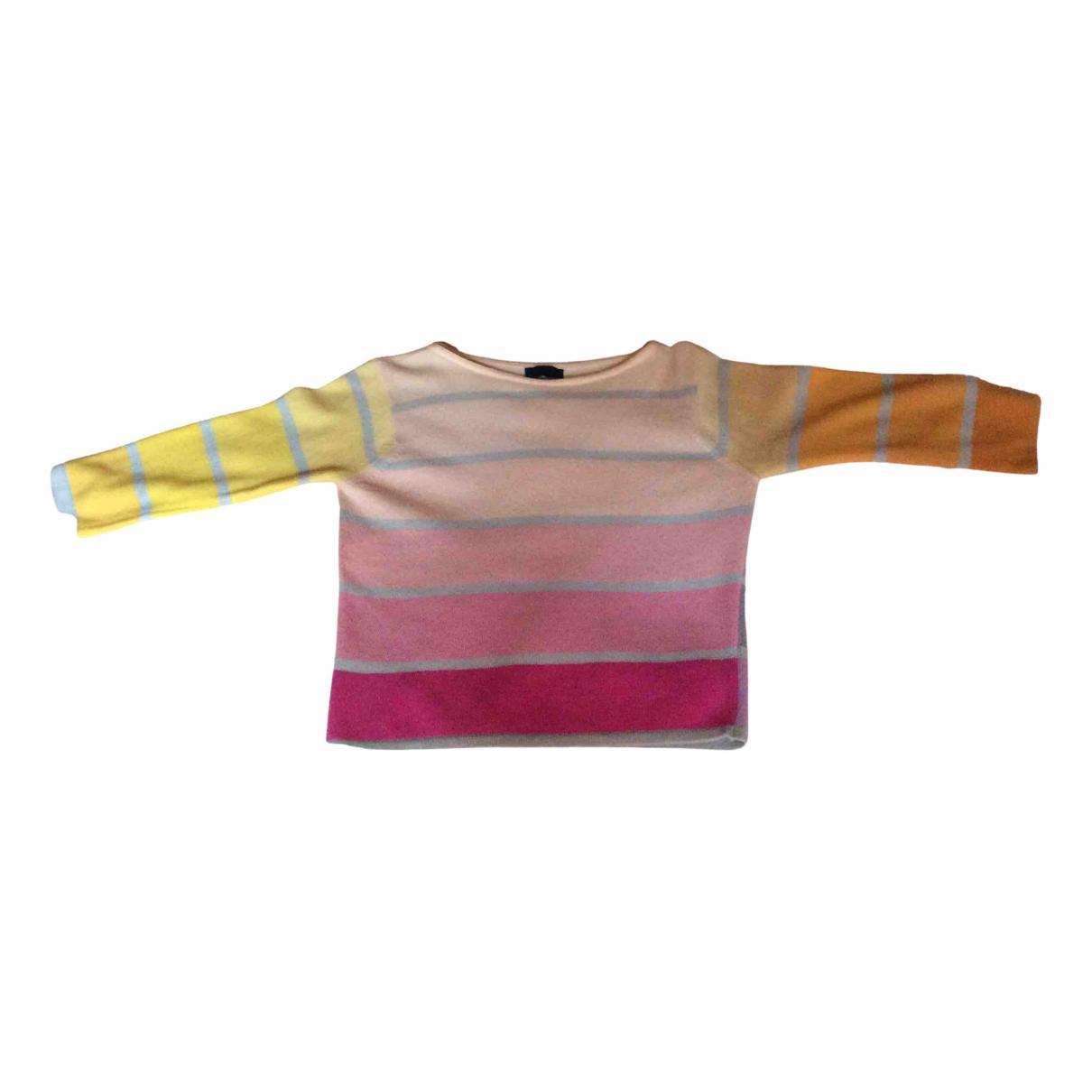 Balmain - Pull   pour femme en cachemire - multicolore