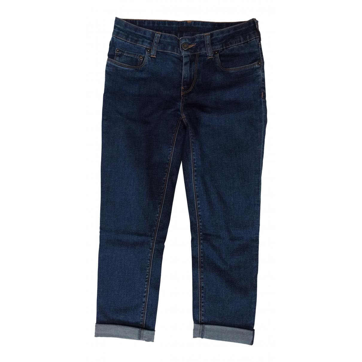 Prada N Blue Cotton - elasthane Jeans for Women 26 US