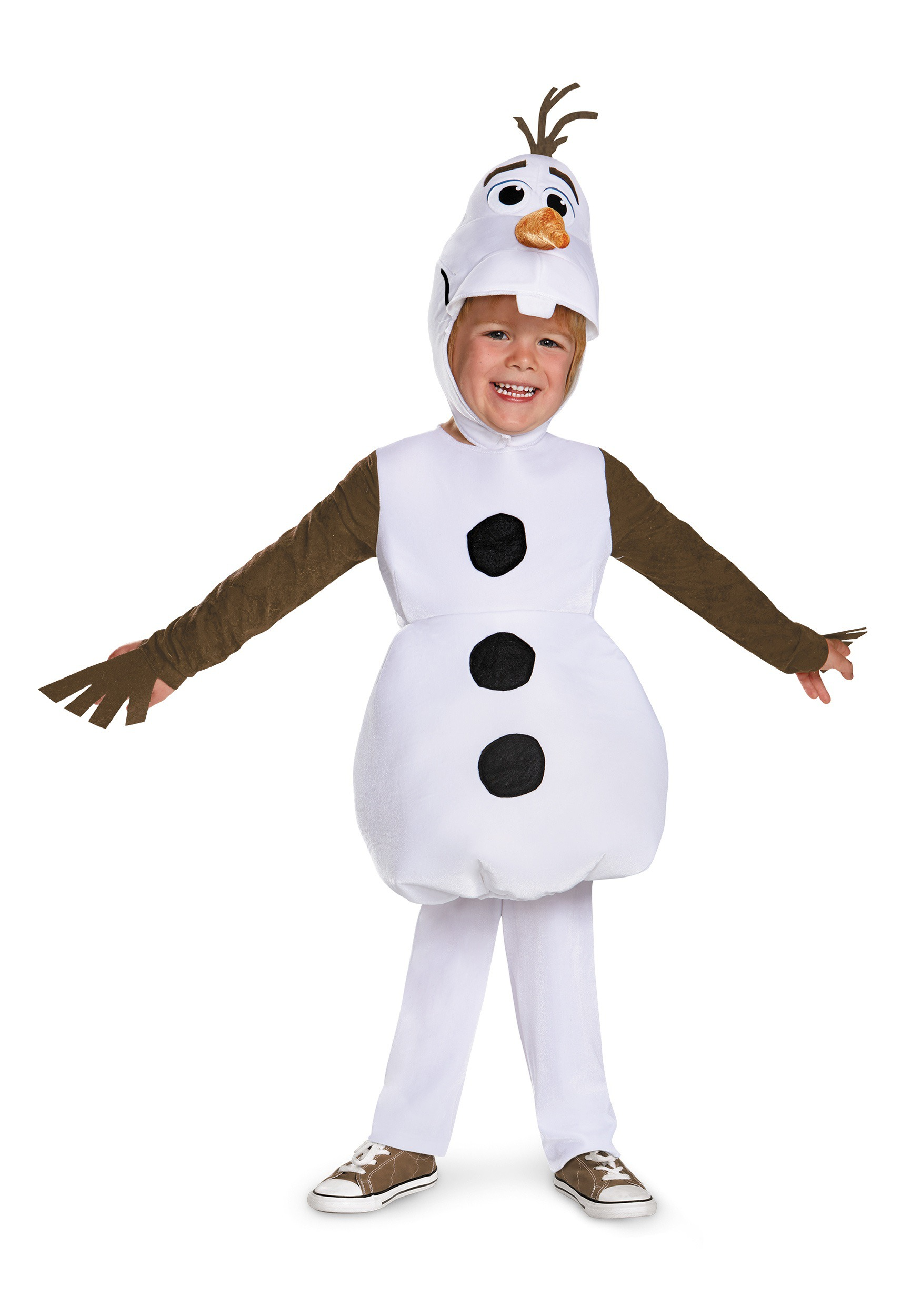 Infant and Toddler Frozen Olaf Costume | Frozen Costume Olaf