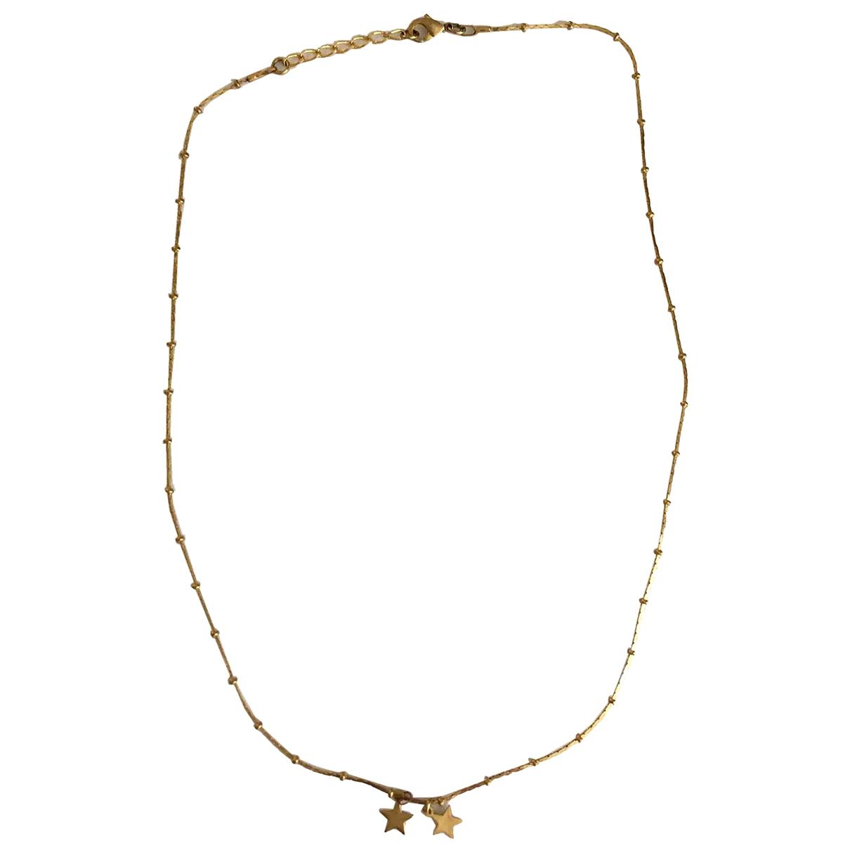 Malababa \N Anhaenger in  Gold Metall