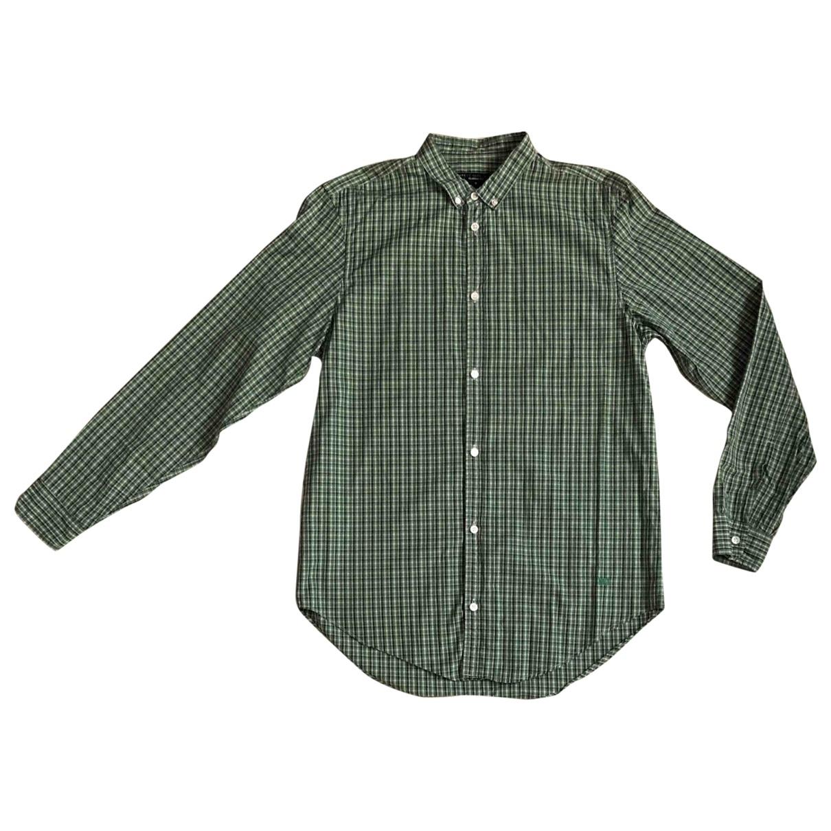 Marc By Marc Jacobs \N Hemden in  Gruen Baumwolle