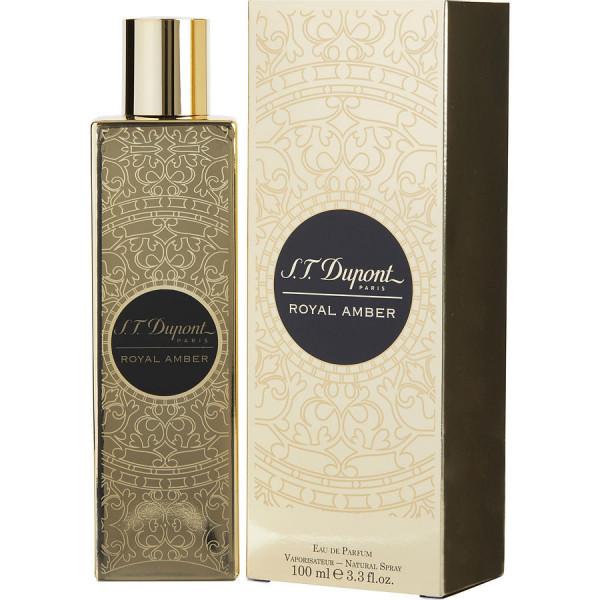 Royal Amber - St Dupont Eau de parfum 100 ml