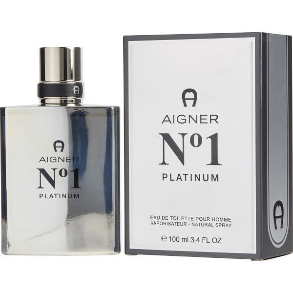 Aigner No 1 Platinum - Etienne Aigner Eau de toilette en espray 100 ml