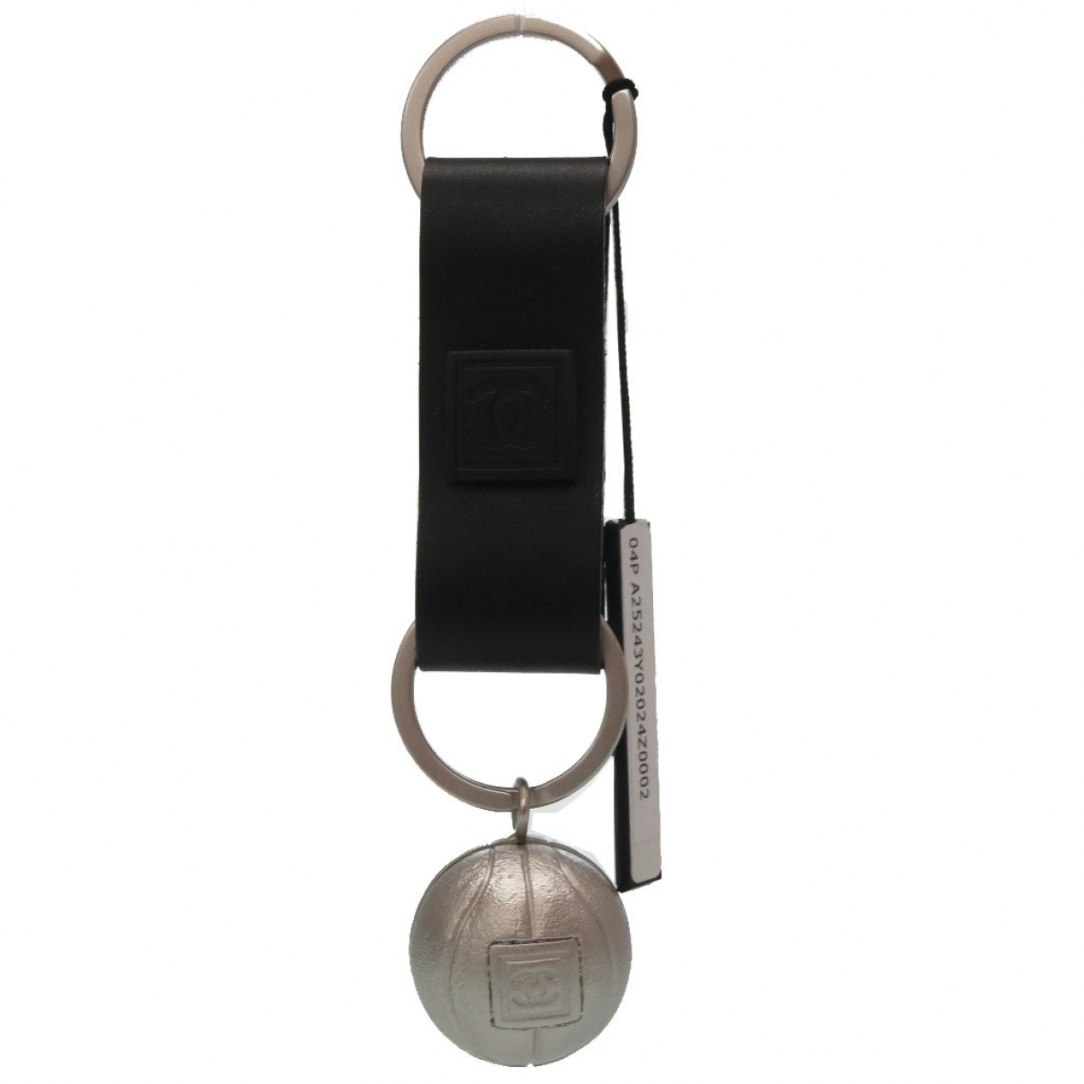 Chanel - Petite maroquinerie   pour femme en cuir - argente