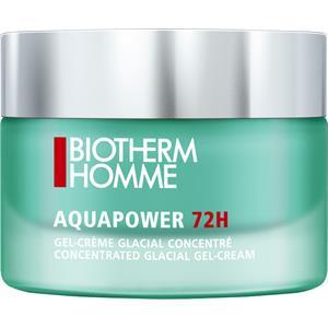 Biotherm Homme Maennerpflege Aquapower 72h Gel-Creme 50 ml