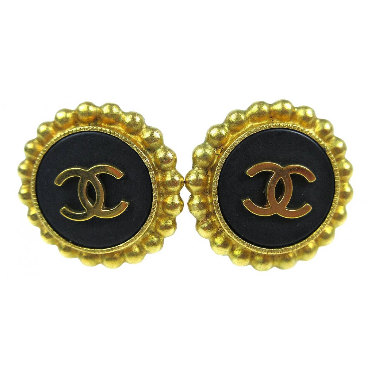 Pendientes CC Chanel