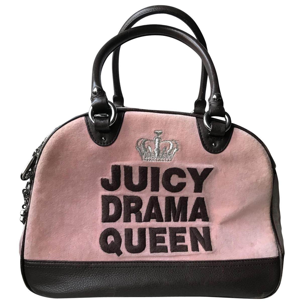 Juicy Couture \N Accessoires Rosa