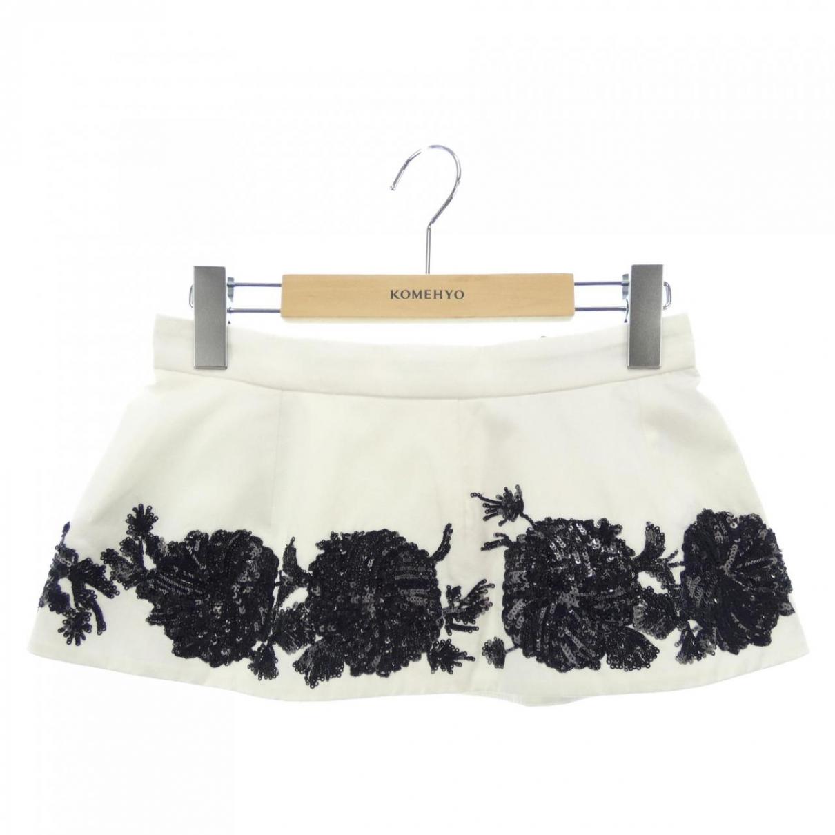 N°21 \N White Cloth belt for Women S