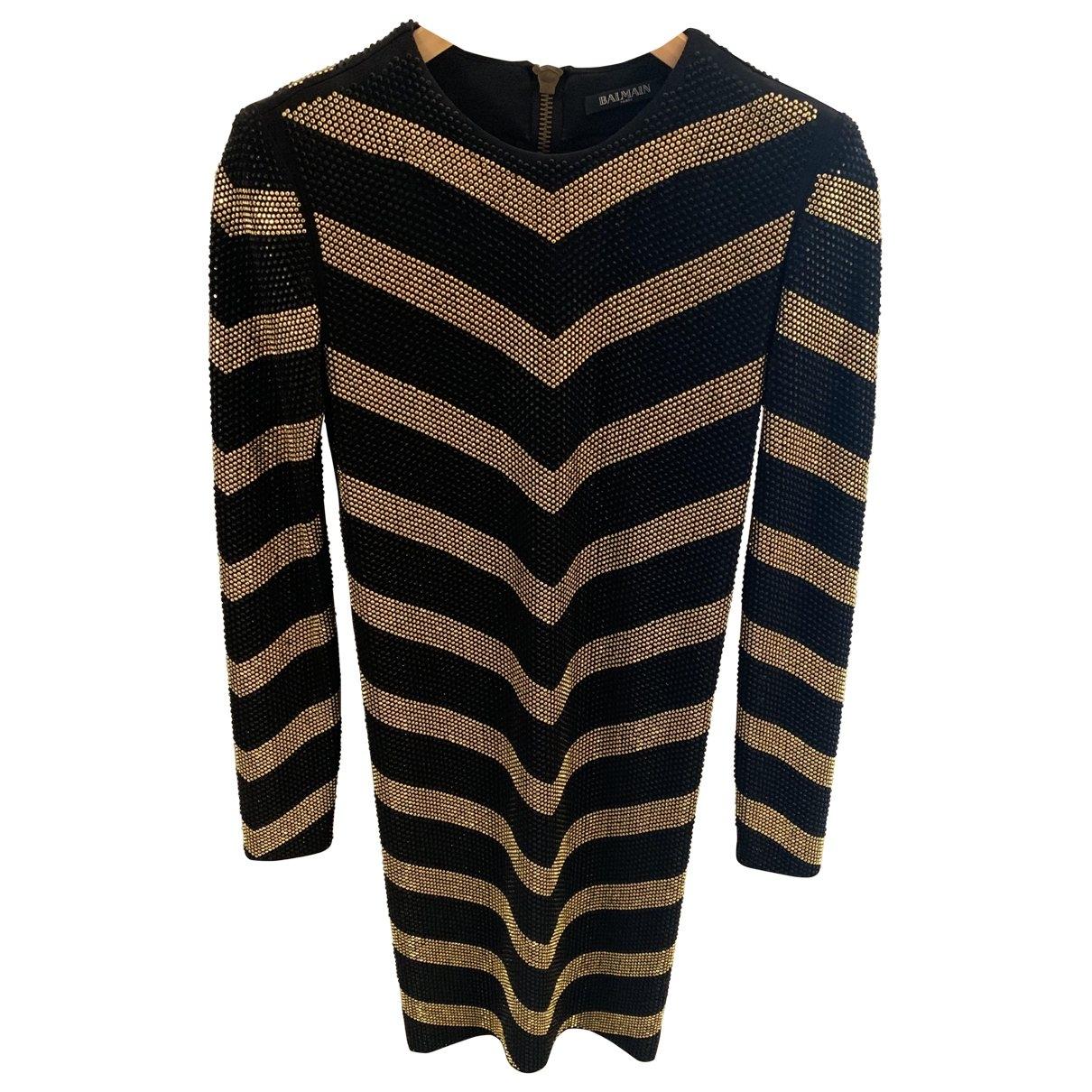Balmain \N Glitter dress for Women 36 FR