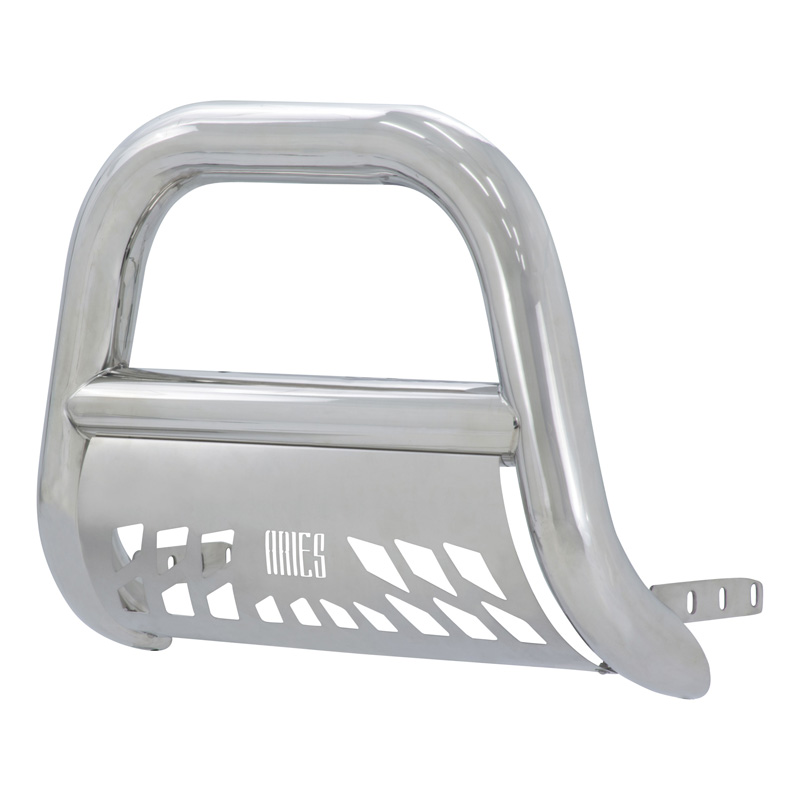 Aries 45-4001 Stainless Steel Polished Stainless Big Horn 4