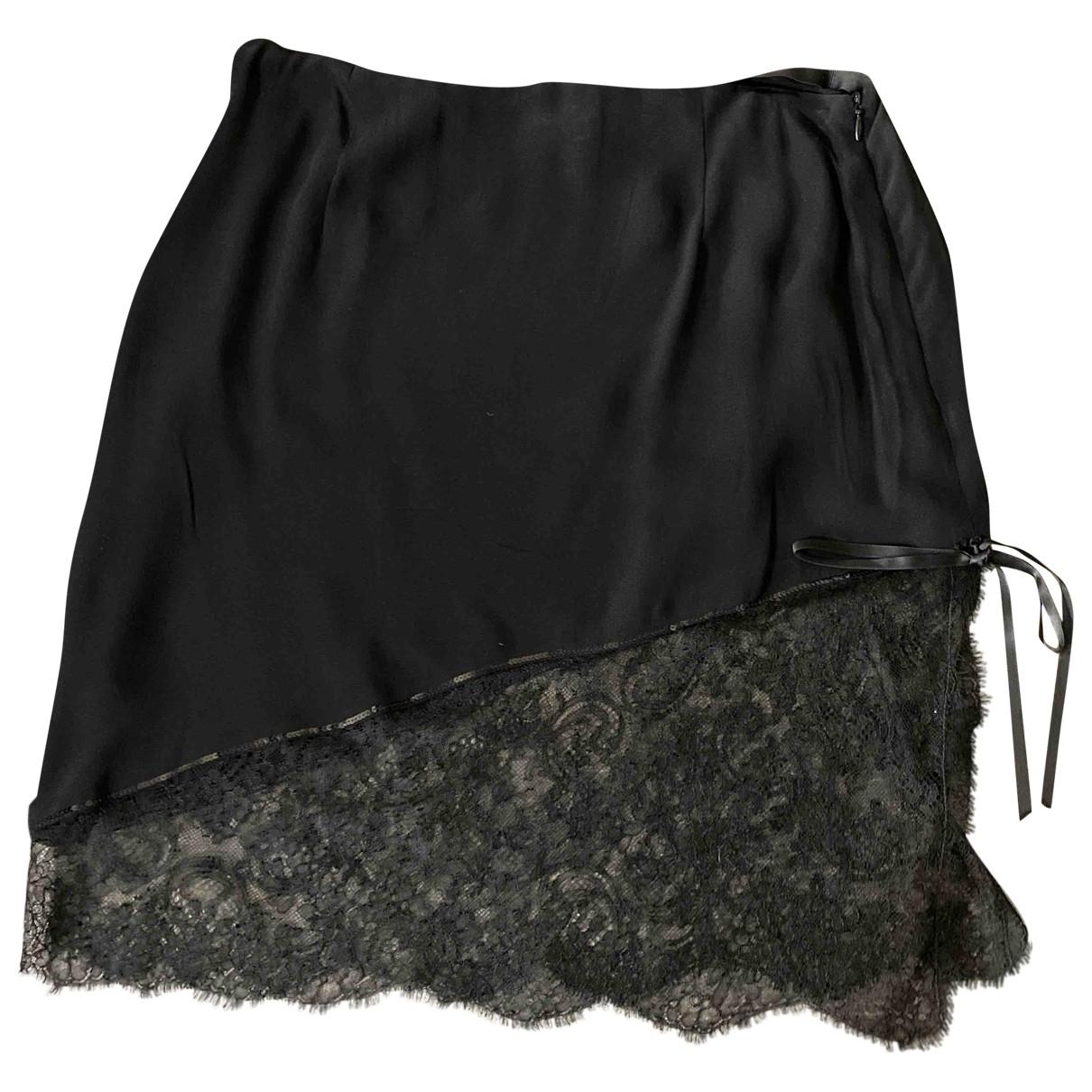Mini falda Blumarine