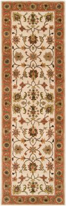 Crowne CRN-6004 4' x 6' Rectangle Traditional Rug in