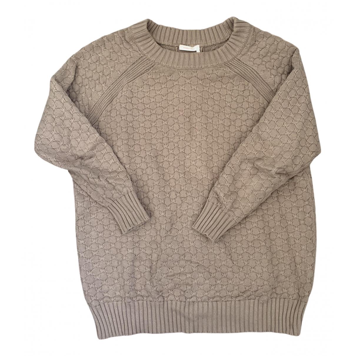 See By Chloé N Beige Cotton Knitwear for Women 36 FR