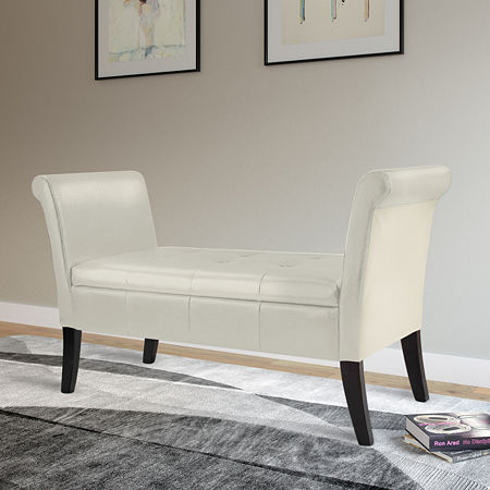 Bench, One Size , White