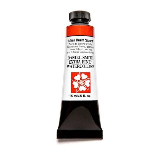 Daniel Smith Extra Fine™ Watercolor, 15 ml Paint in Italian Burnt Sienna | Michaels®