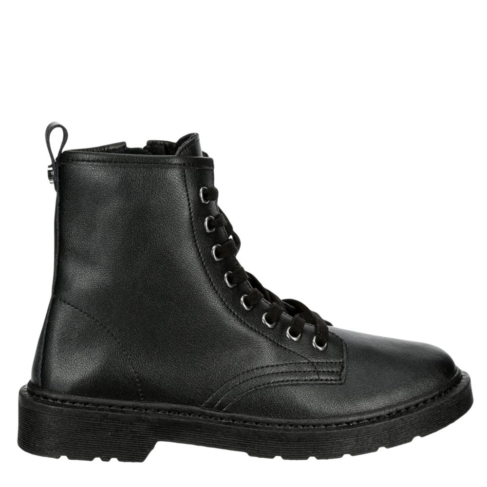 Steve Madden Womens Cole Combat Boot Boots