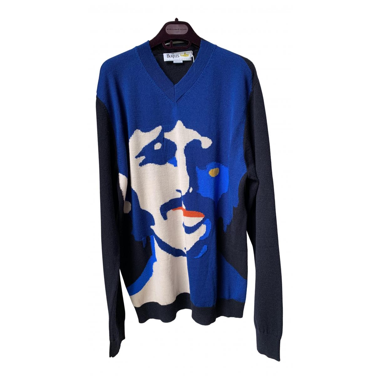 Stella Mccartney \N Pullover.Westen.Sweatshirts  in  Bunt Wolle