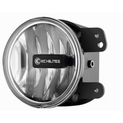 KC HiLites JK Amber LED Fog Light - 1498