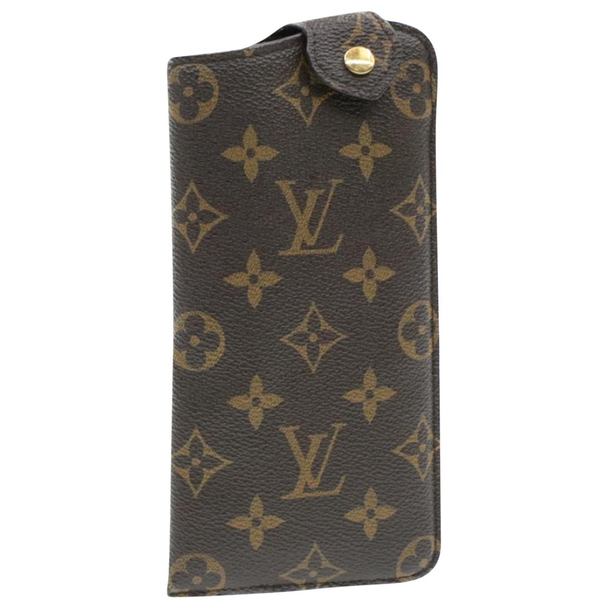 Louis Vuitton - Foulard   pour femme - marron