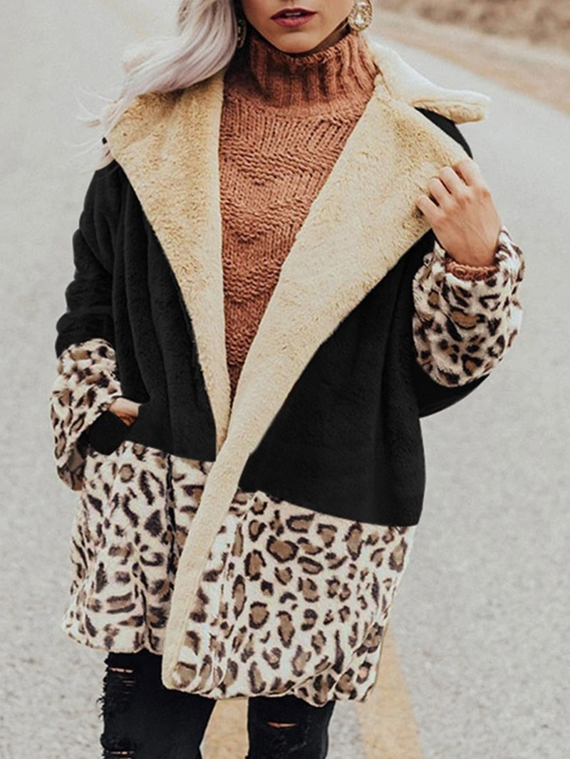 Ericdress Slim Standard Cotton Padded Jacket