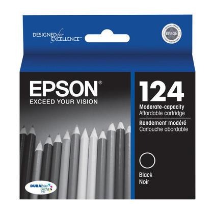 Epson T124120 cartouche d'encre originale noire