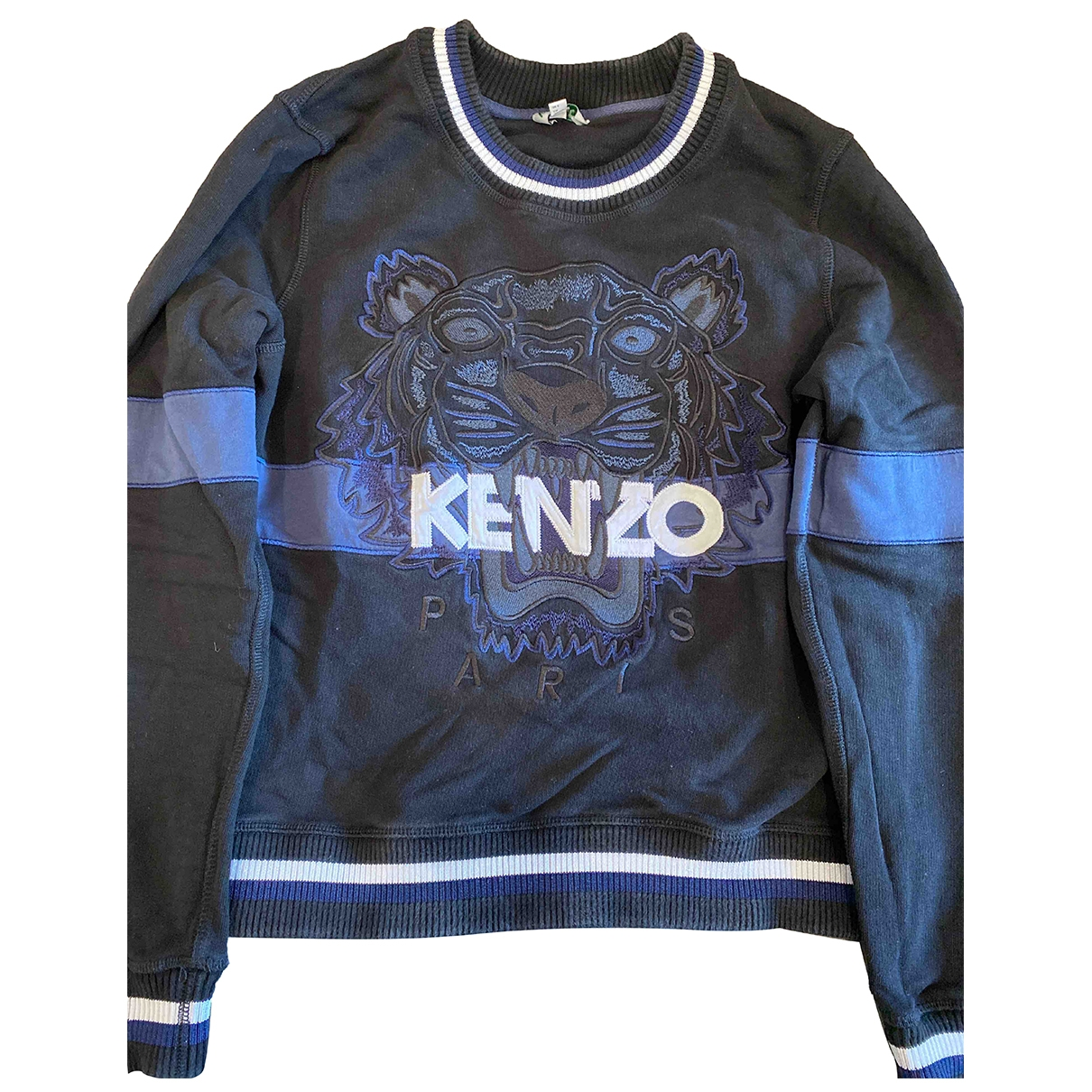 Kenzo \N Black Cotton Knitwear for Women S International