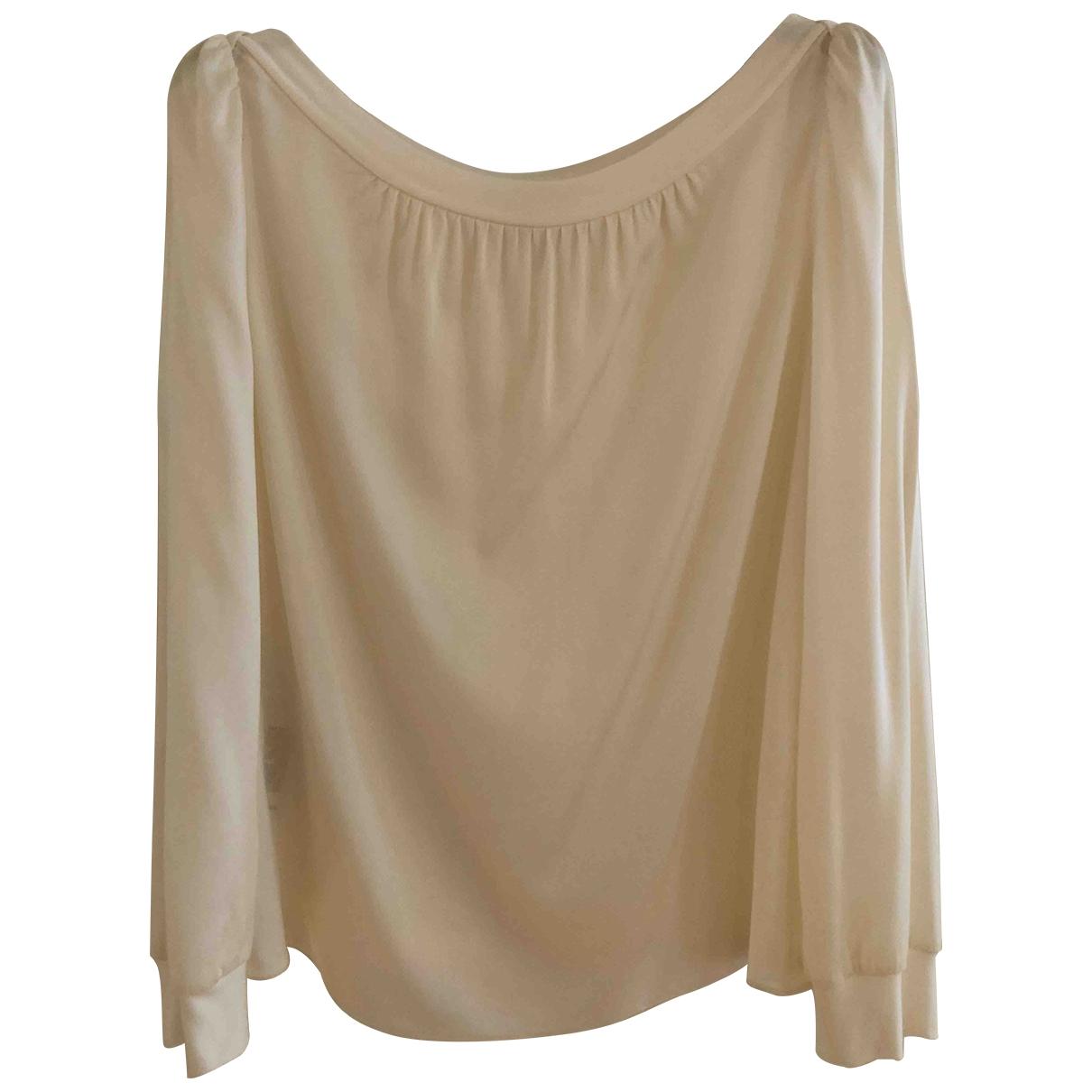Blusa de Seda Armani Collezioni