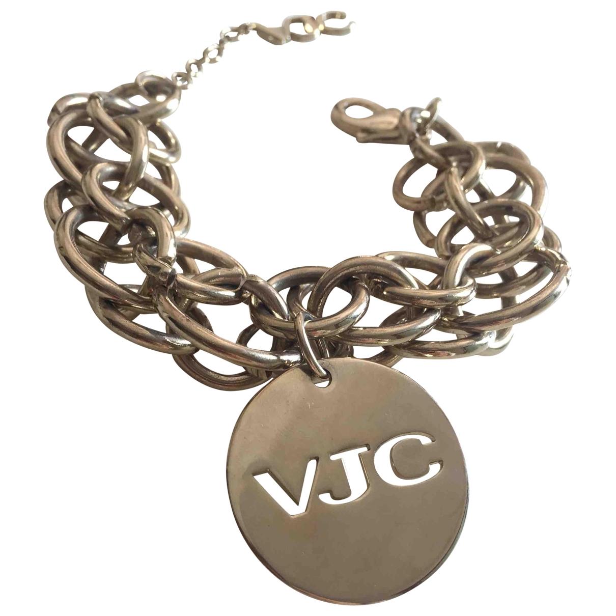 Versace Jean - Bracelet   pour femme en plaque or - dore