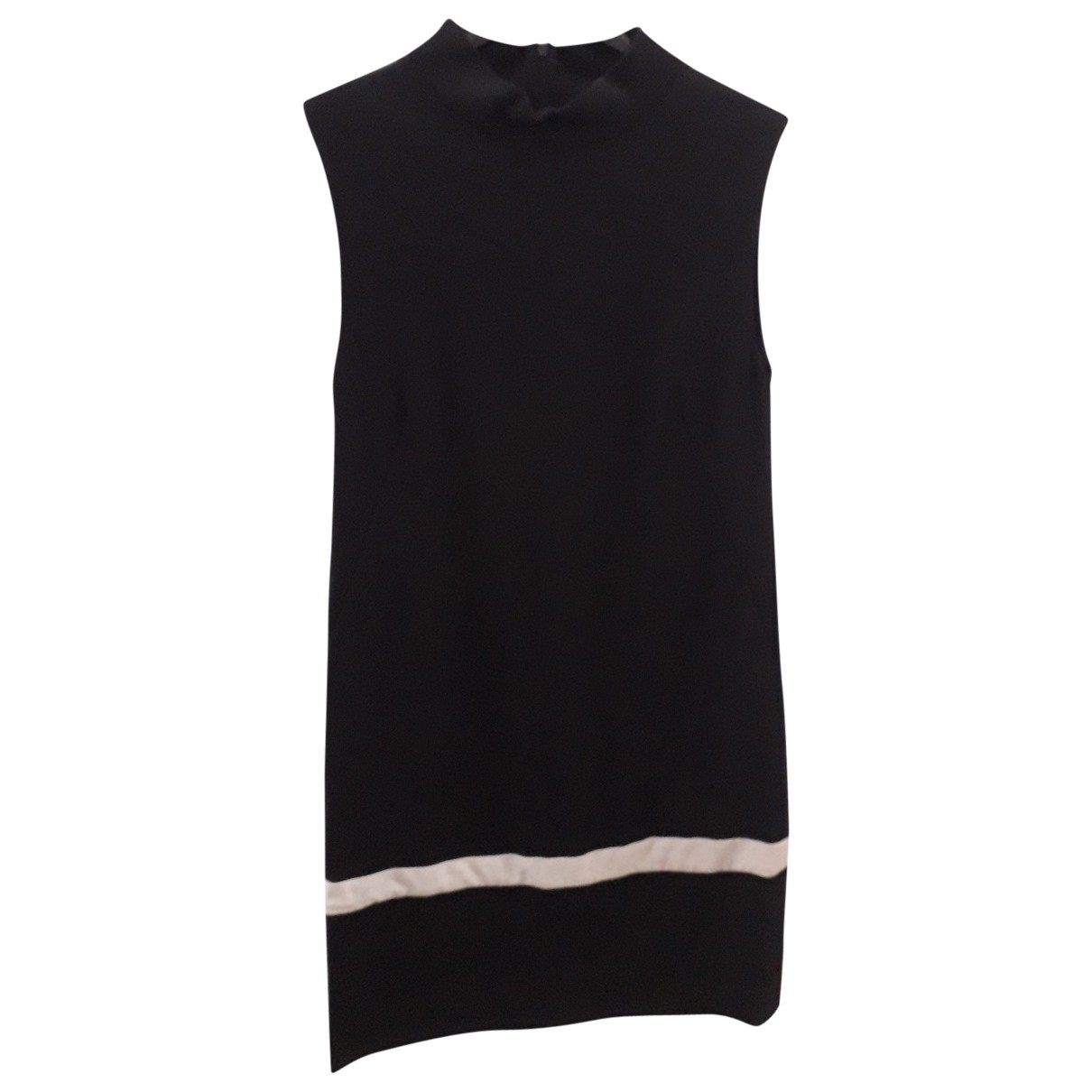 Msgm \N Kleid in  Schwarz Synthetik