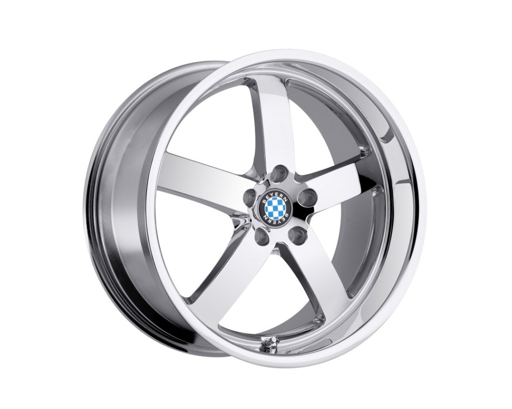 Beyern Rapp Wheel 19x9.5 5x120 25mm Chrome