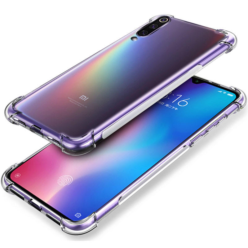BAKEEY Transparent Shockproof Soft TPU Protective Case For Xiaomi Mi 9 SE