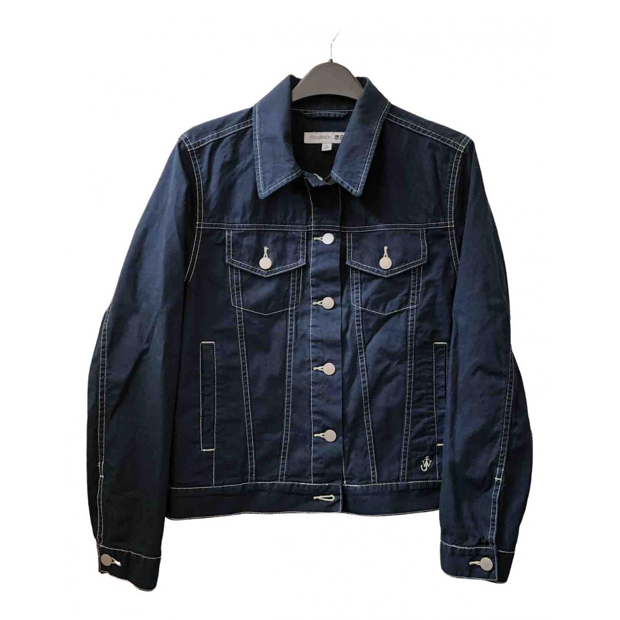 Uniqlo \N Navy Cotton jacket for Women S International