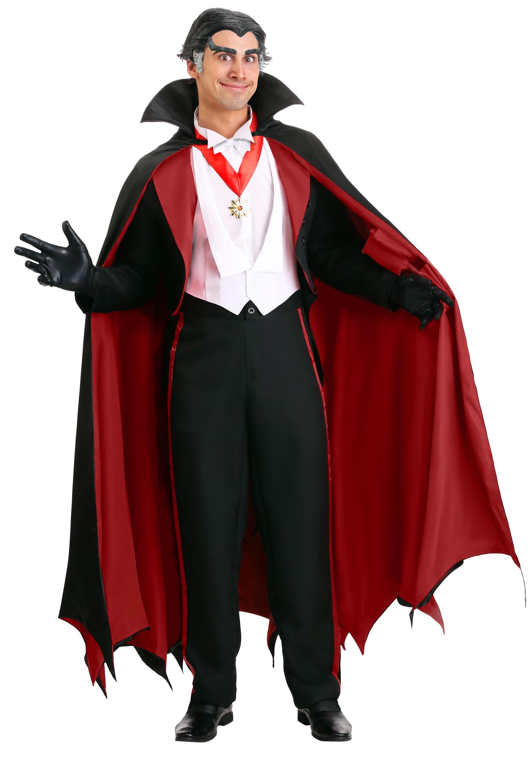 The Munsters Grandpa Munster Costume for Men
