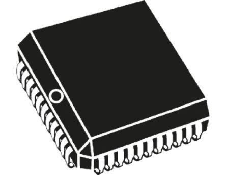 Maxim Integrated DS80C320-QCL+, 8bit 8051 Microcontroller, DS80C, 33MHz ROMLess, 44-Pin PLCC (28)