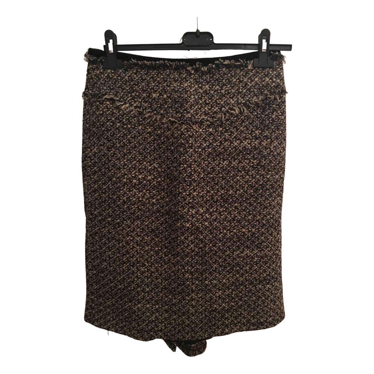 Zara - Jupe   pour femme en laine