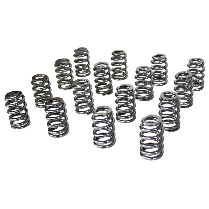 Electro Polished Beehive Beehive Valve Springs; 1.280 Howards Cams 98114 98114