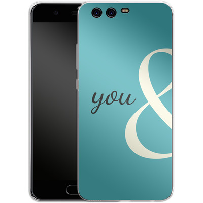 Huawei P10 Silikon Handyhuelle - You And von caseable Designs