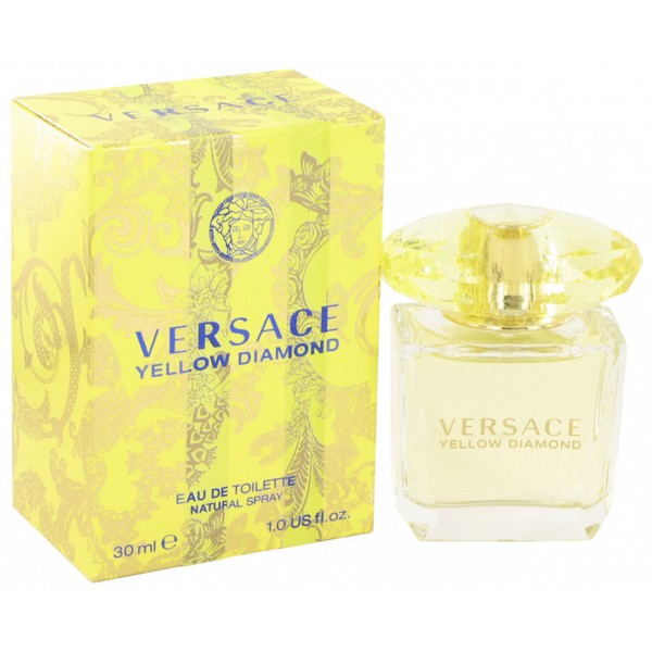 Versace - Yellow Diamond : Eau de Toilette Spray 1 Oz / 30 ml