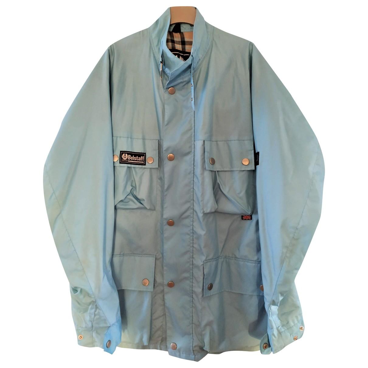 Belstaff \N Turquoise jacket  for Men 46 IT