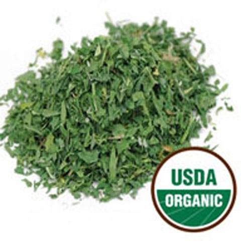 Organic Alfalfa Leaf Powder 1 Lb by Starwest Botanicals