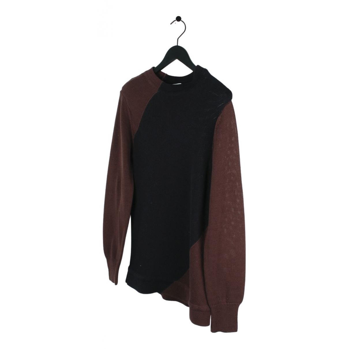 Dries Van Noten \N Pullover.Westen.Sweatshirts  in  Bunt Baumwolle