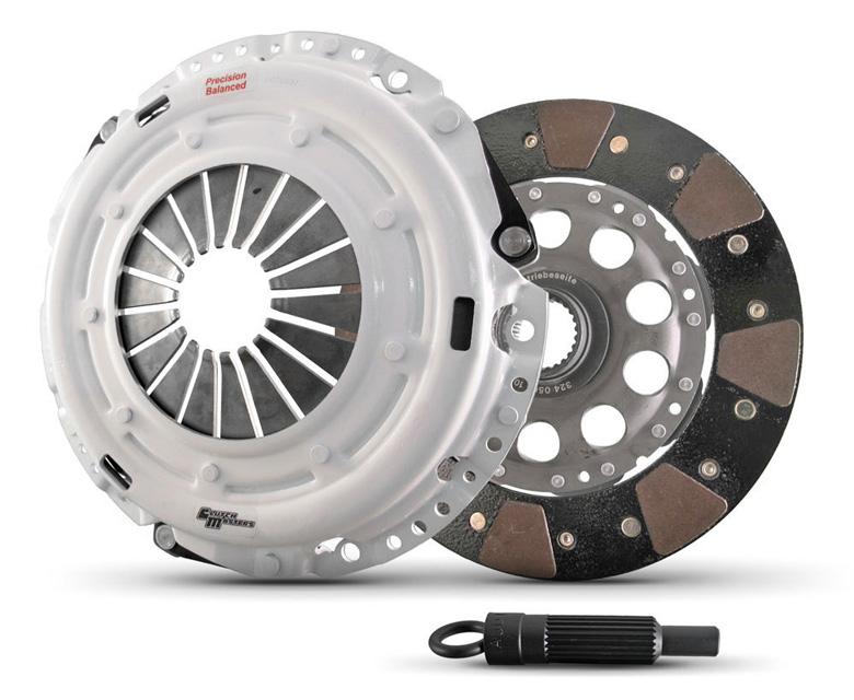 Clutch Masters 02017-HDFF-R FX350 Single Clutch Kit Audi TT 1.8L MK1 Turbo 6-Speed (02M) 00-06