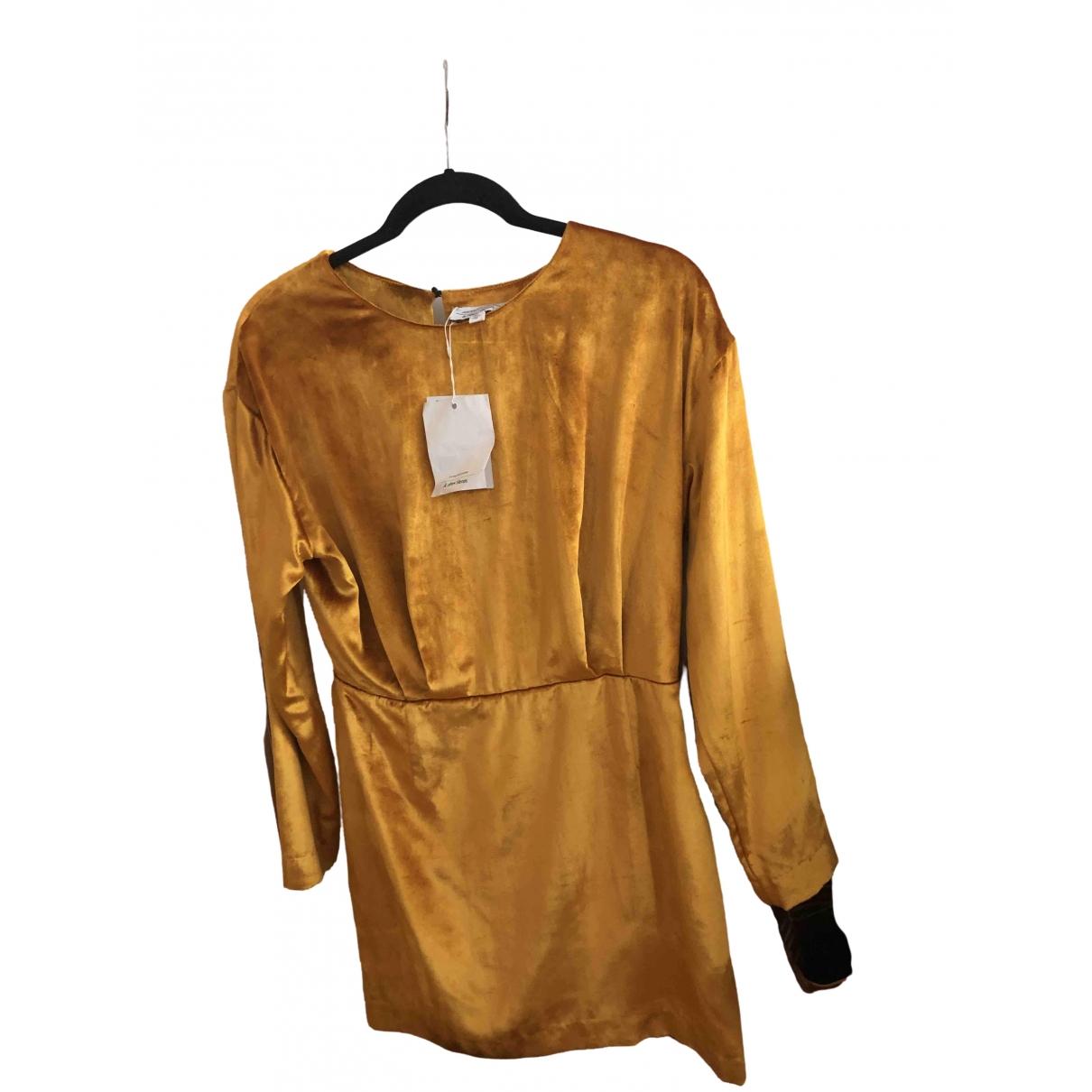 & Stories \N Yellow dress for Women 38 FR