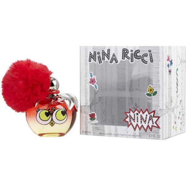Les Monstres De Nina - Nina Ricci Eau de toilette en espray 80 ml