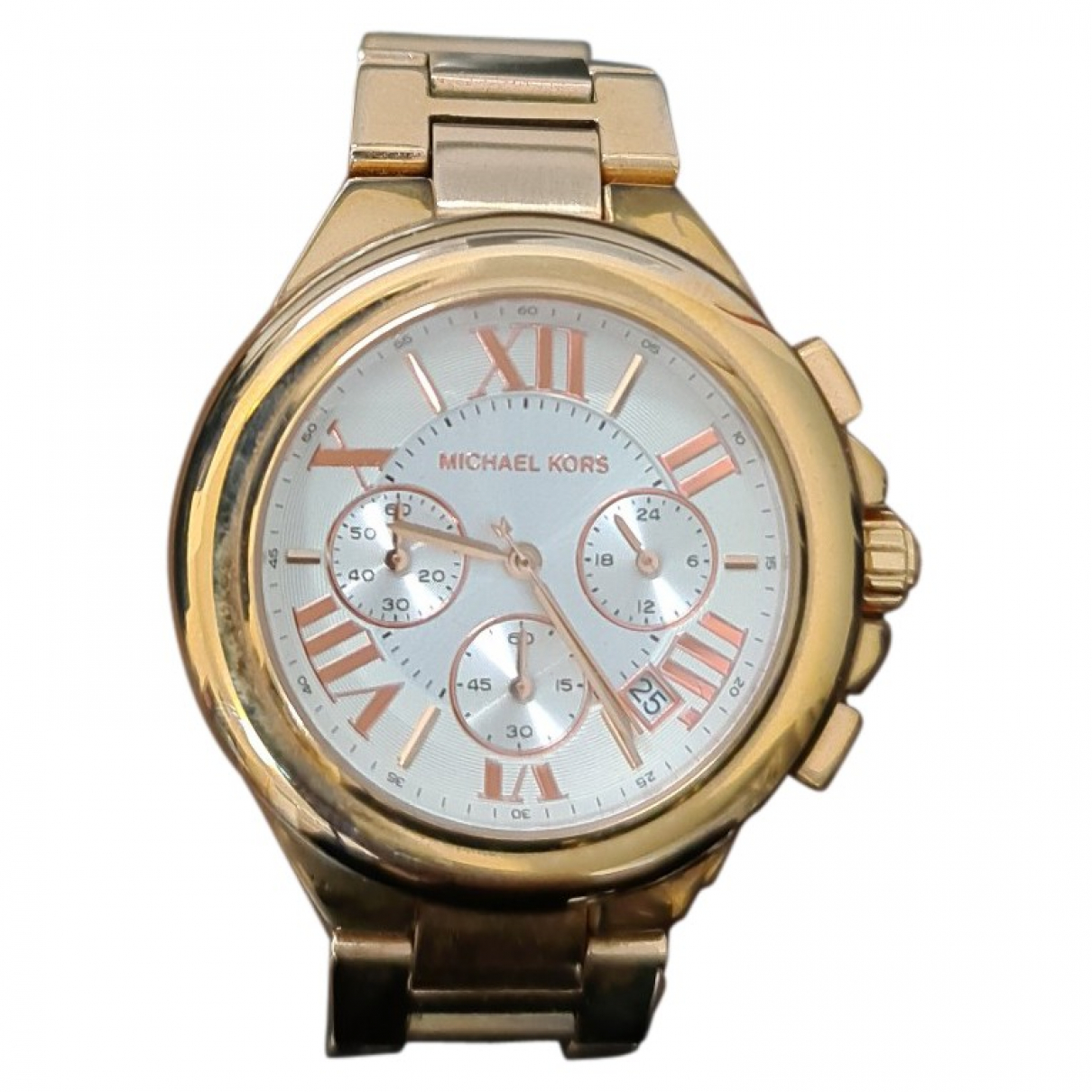 Michael Kors N Steel watch for Women N