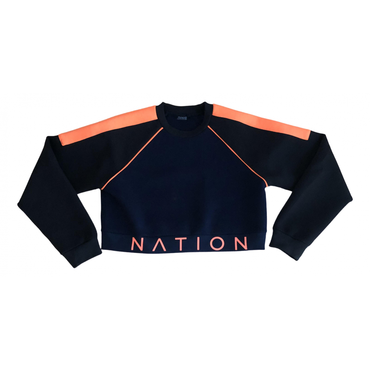 P.e Nation - Top   pour femme en eponge - multicolore