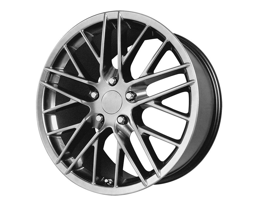 OE Creations 121H-916179 PR121 Wheel 19x10 5x5x120.65 +79mm Hyper Silver Dark