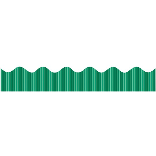 6 Pack of Bordette® Metallic Borders, 25Ft By Pacon in Metallic Green | 25 ft | Michaels®