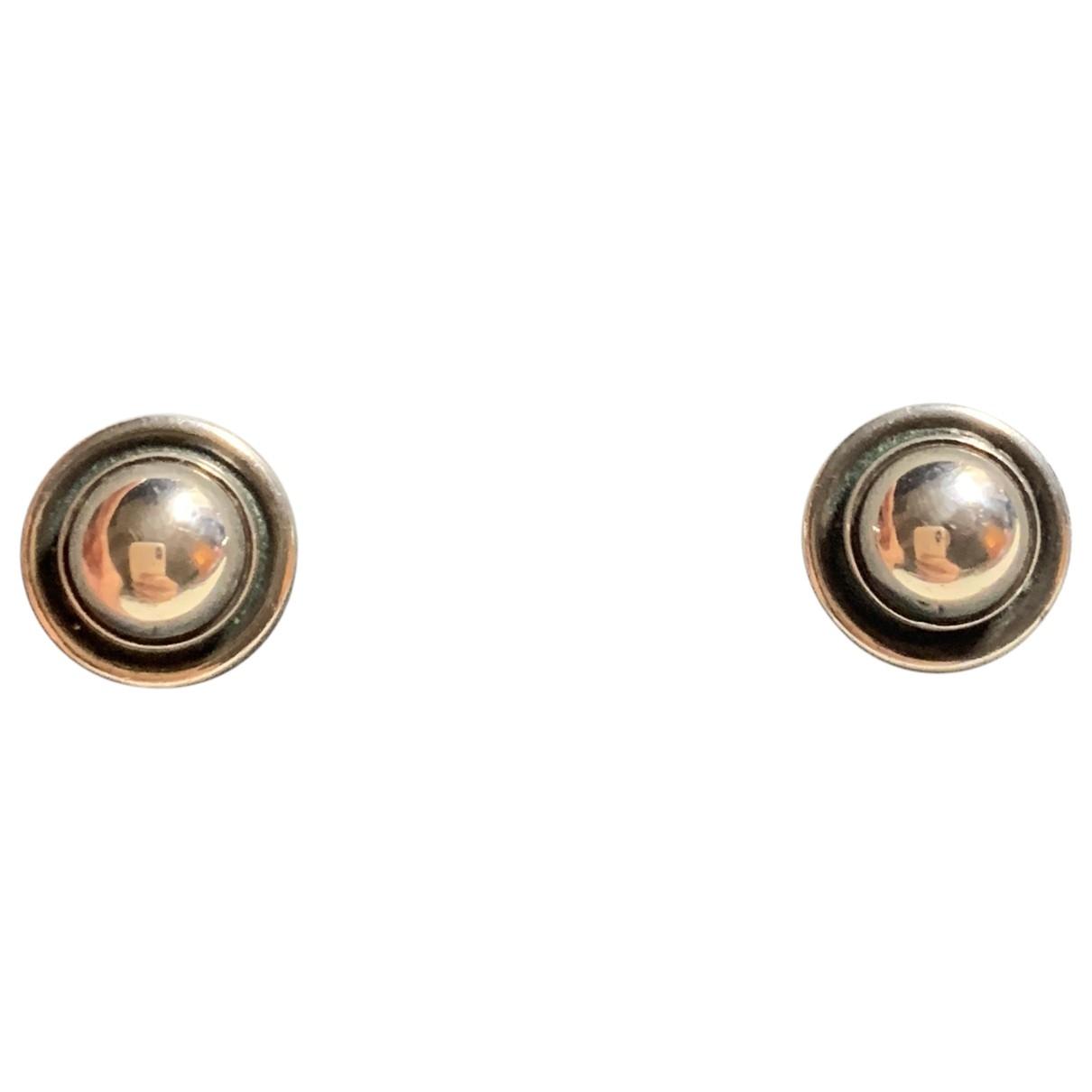Georg Jensen \N Silver Silver Earrings for Women \N